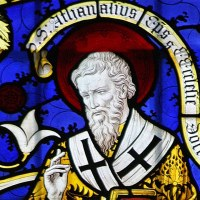 Athanasius on eternal election