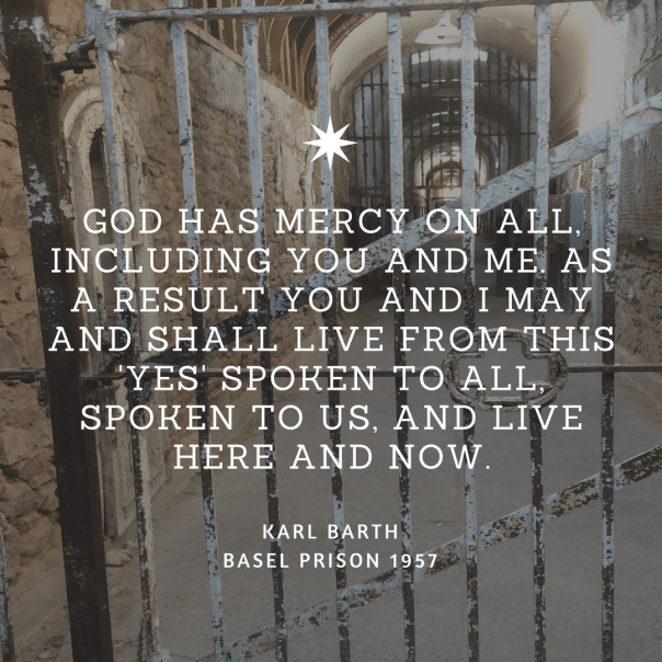 "Karl Barth: ""God has mercy on us "" Sermon from the Basel"