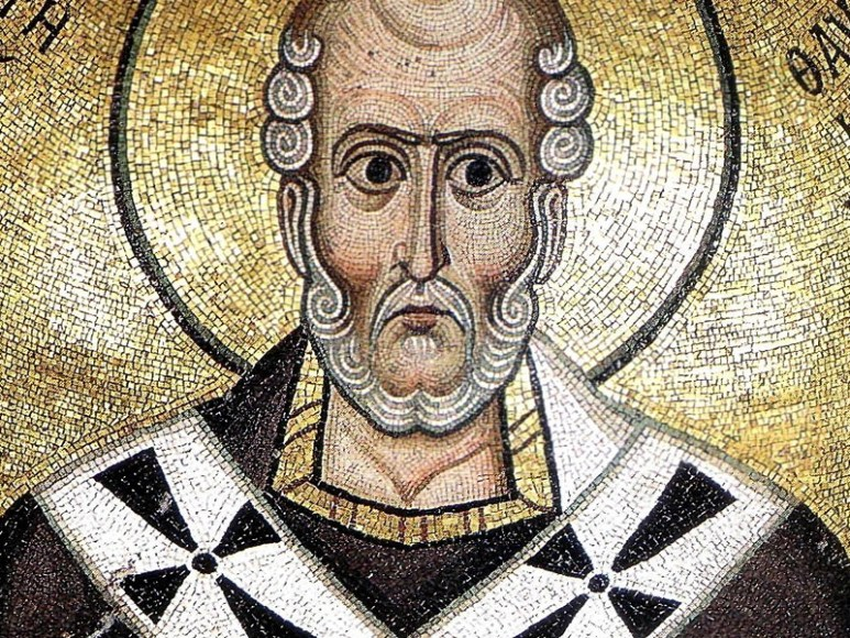 """""""A harmony of thanksgiving will arise from all creation"""" Gregory of Nyssa on the salvation of all creation"""