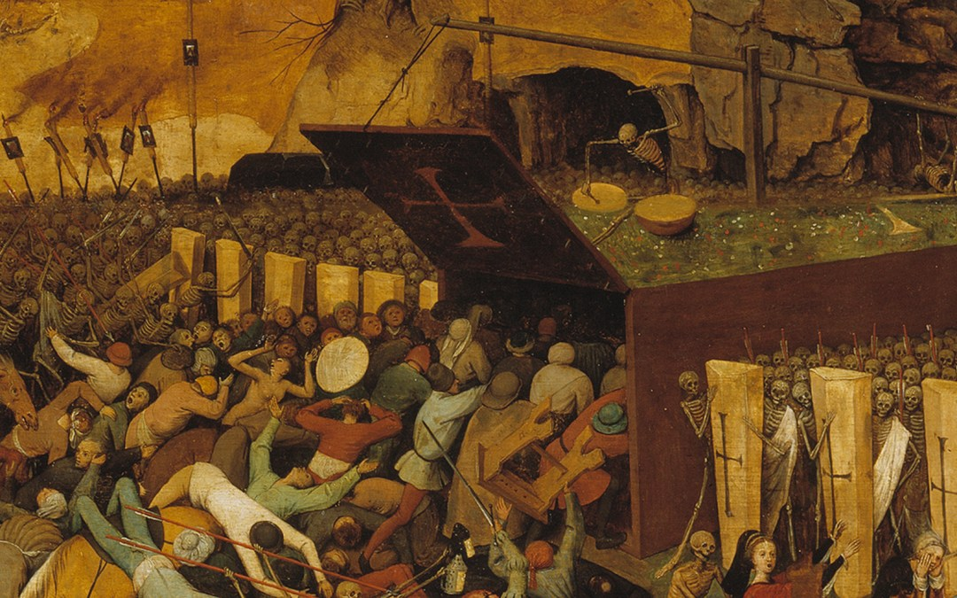 "Pieter Bruegel, the great ""cartographer"""