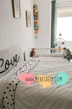 Comment fabriquer son lit cododo maison et adapter un lit bébé à barreaux