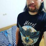 'Merel Bechtold - Blackbird' t-shirt
