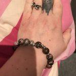 Minimalistic Leather Bracelet (adjustable)