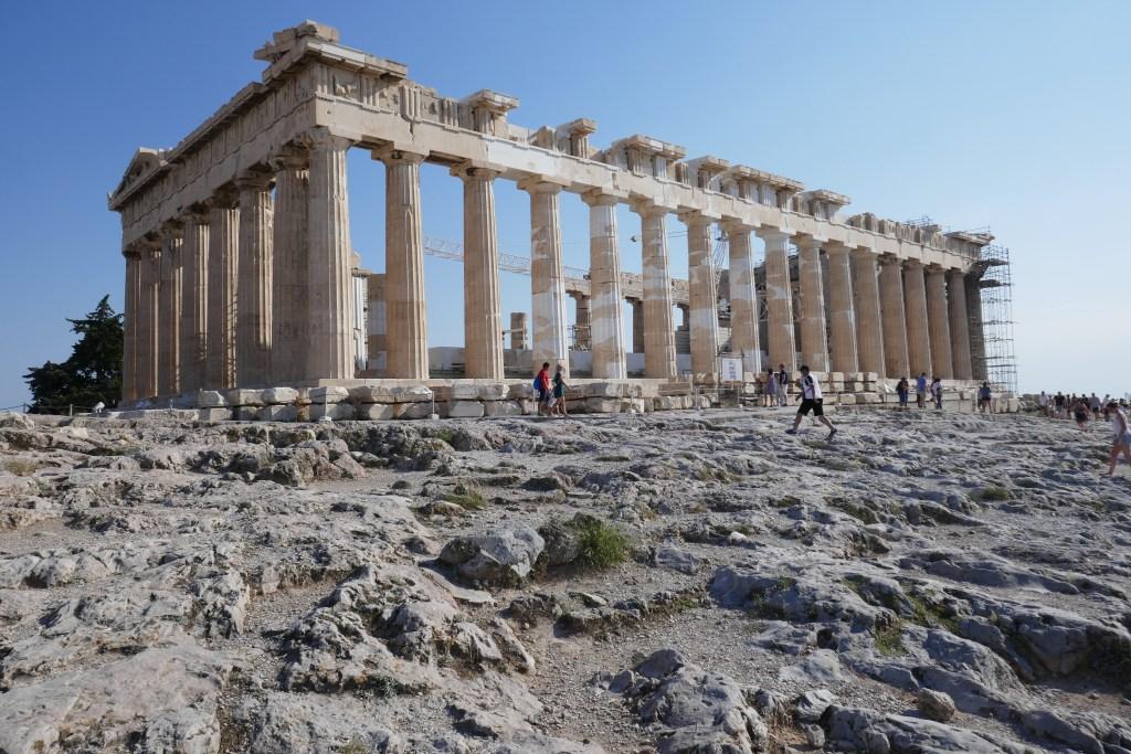 Mijn week 2, 2018: vakantie in Griekenland