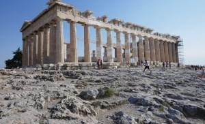 Mijn week 2, vakantie in Griekenland