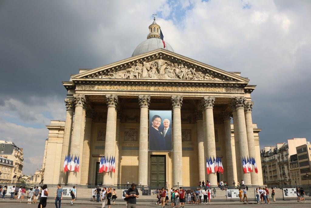 Mijn week 6: zoute drop kopen in Parijs, een bloggershotspot bezoeken en rustig aan doen