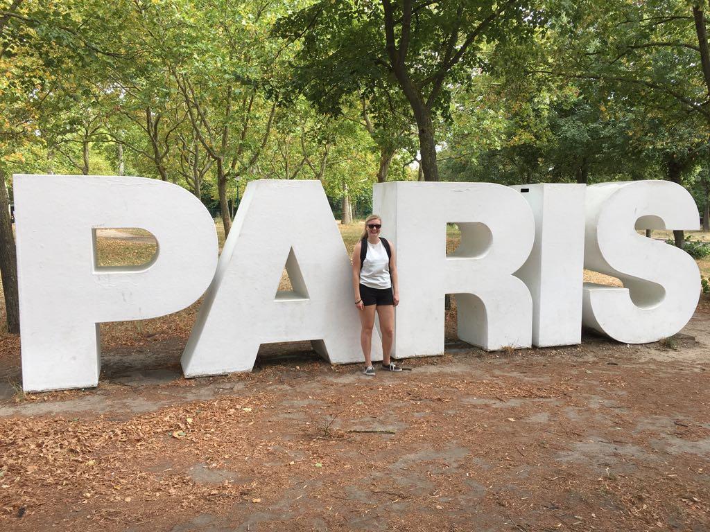 Mijn week 7: Wijn drinken in een park en het Parijse bos bezoeken