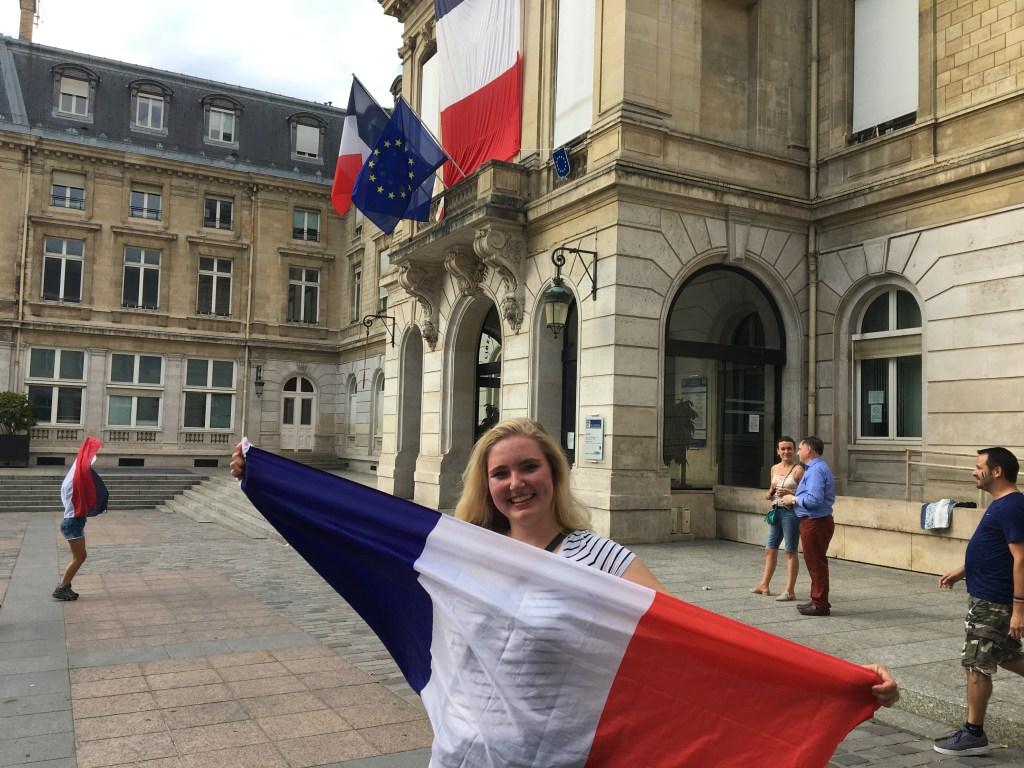 Een zomer in Frankrijk