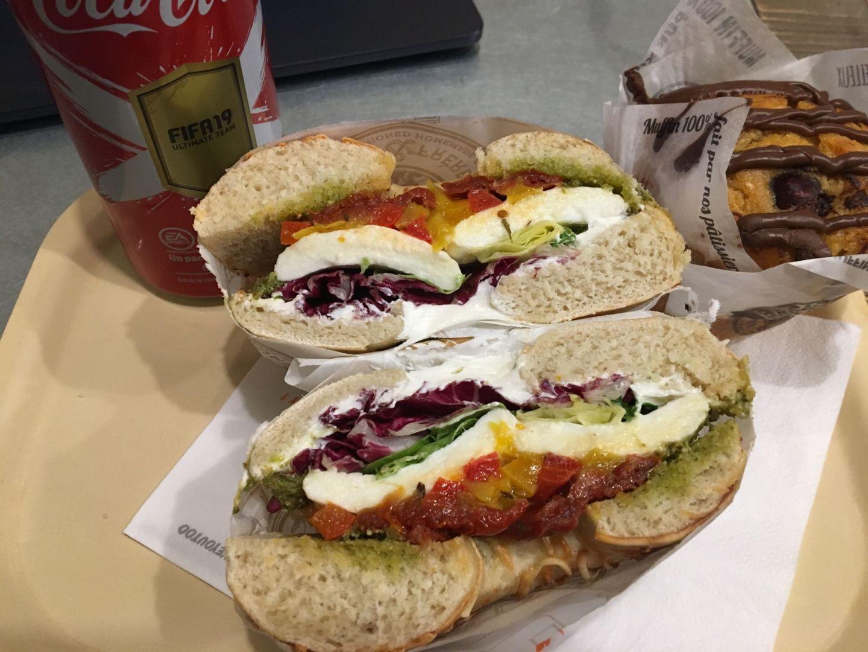 Goedkoop lunchen Parijs