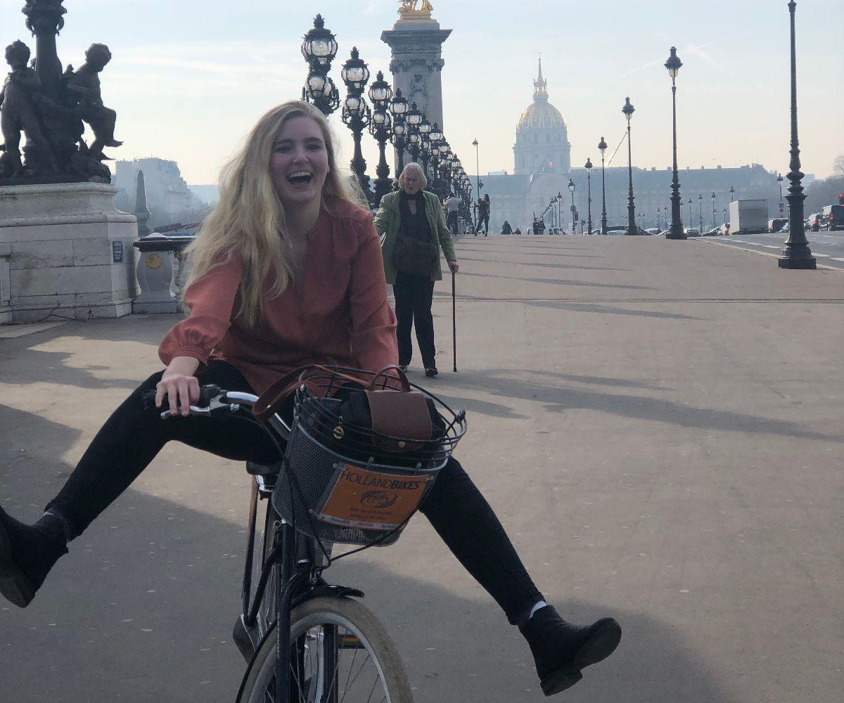 Holland bikes Paris