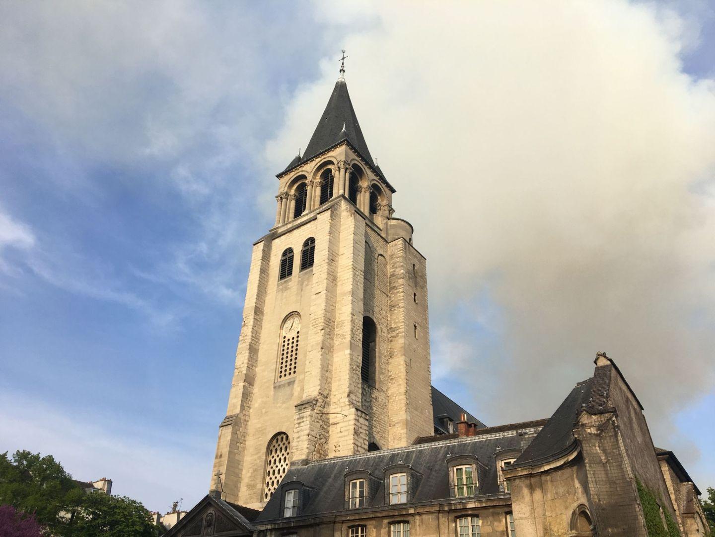 Église de Saint Germain des Prés