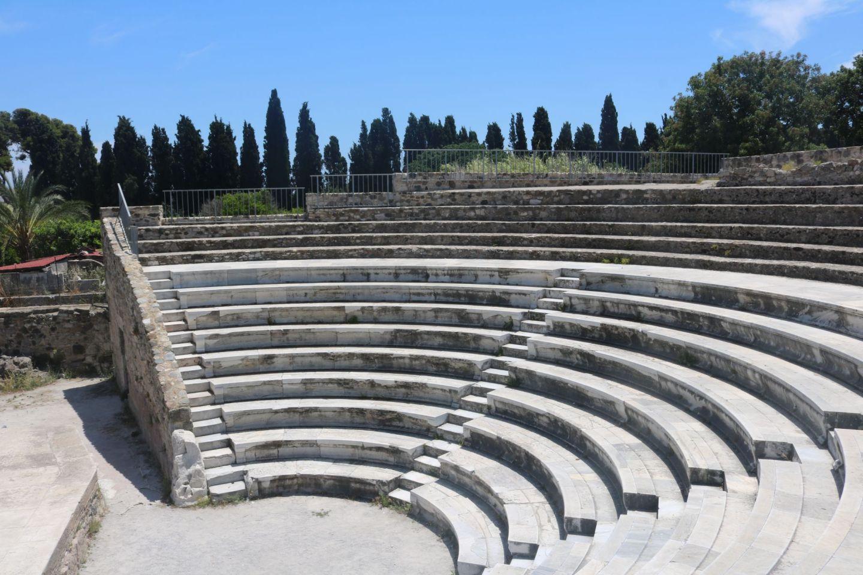 Acheological site Kos