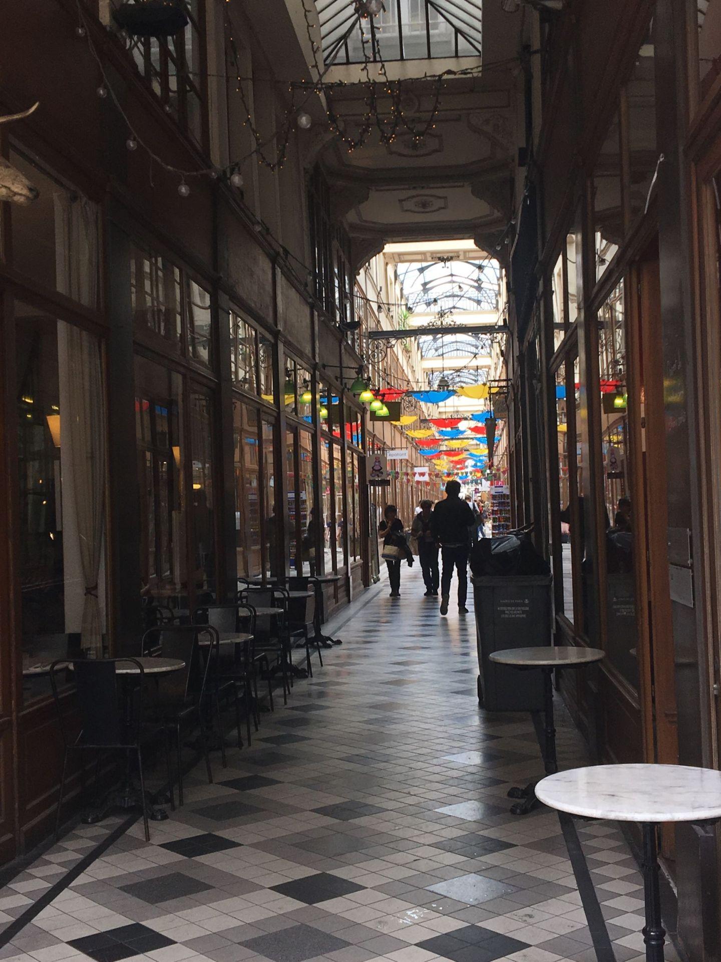 Passage Paris