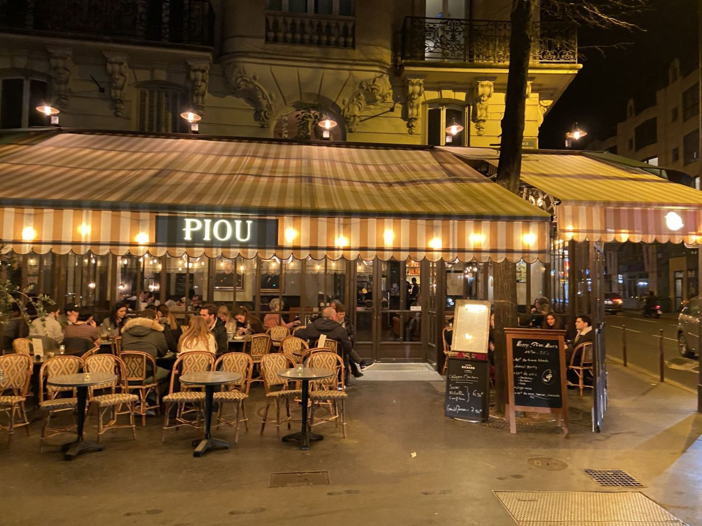Le Piou – It's better to go to Picard