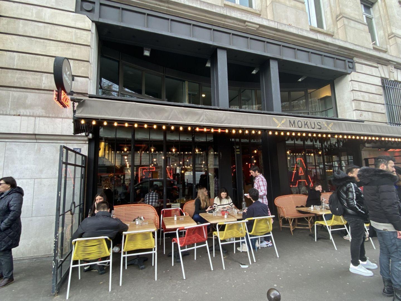 Hotspot in Parijs: pizza vlakbij de eiffeltoren