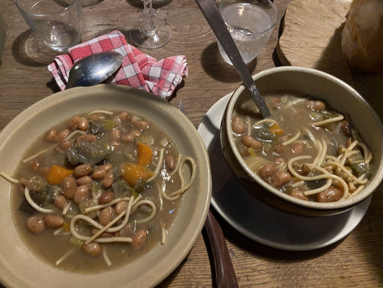 Corsicaanse soep