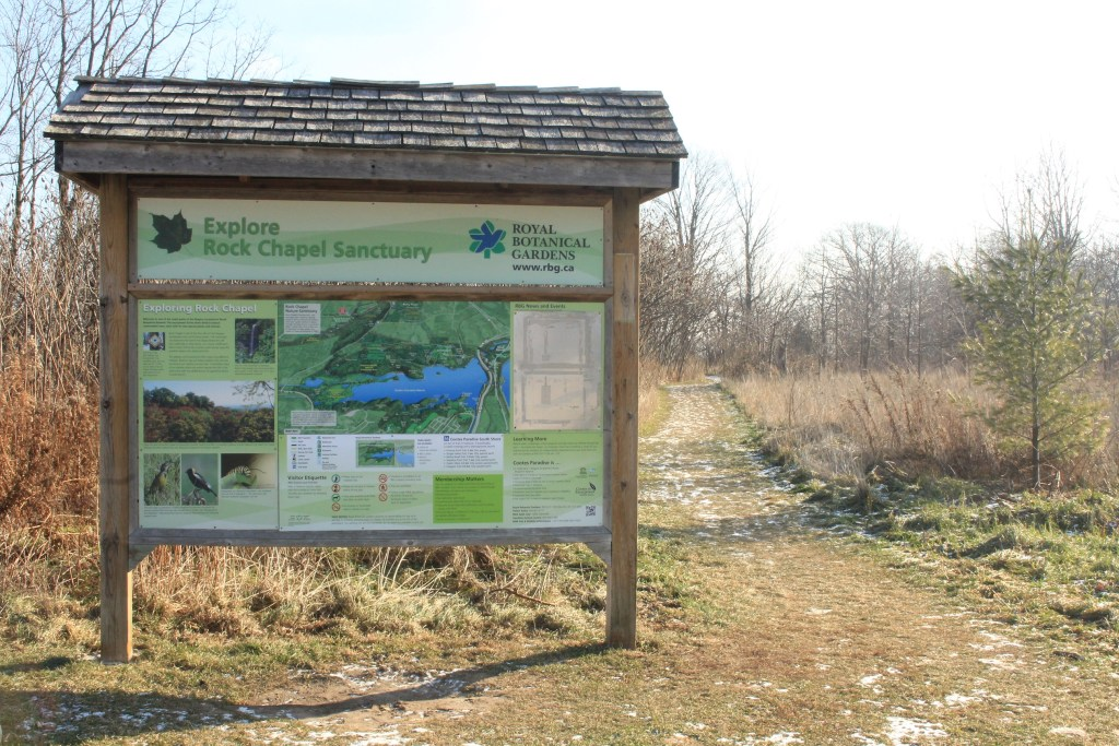 Hiking Bruce Trail through Borer's Falls Conservation Area and Rock Chapel Sanctuary - Hamilton, Ontario - Merely McCool