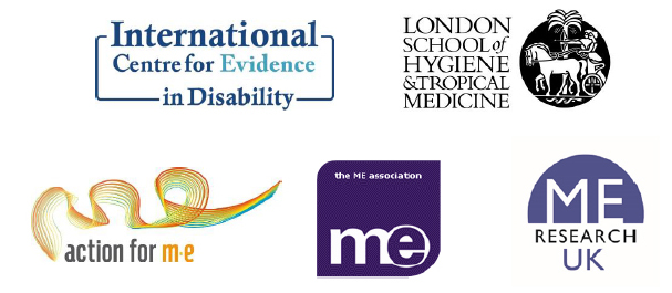 The organisations contributing to the establishment of the UK ME/CFS Biobank