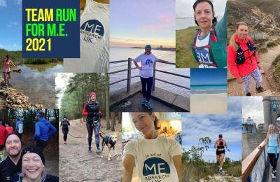 Team Run for M.E. 2021