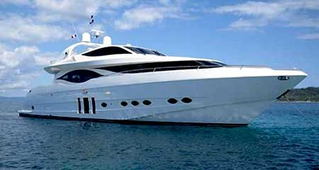 Navires Deplaisance Moteur Mer Et Design