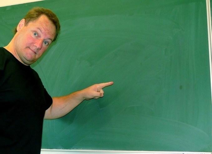 Gonosz tanár