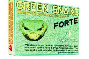 Green Snake Forte második generációs potencianövelő