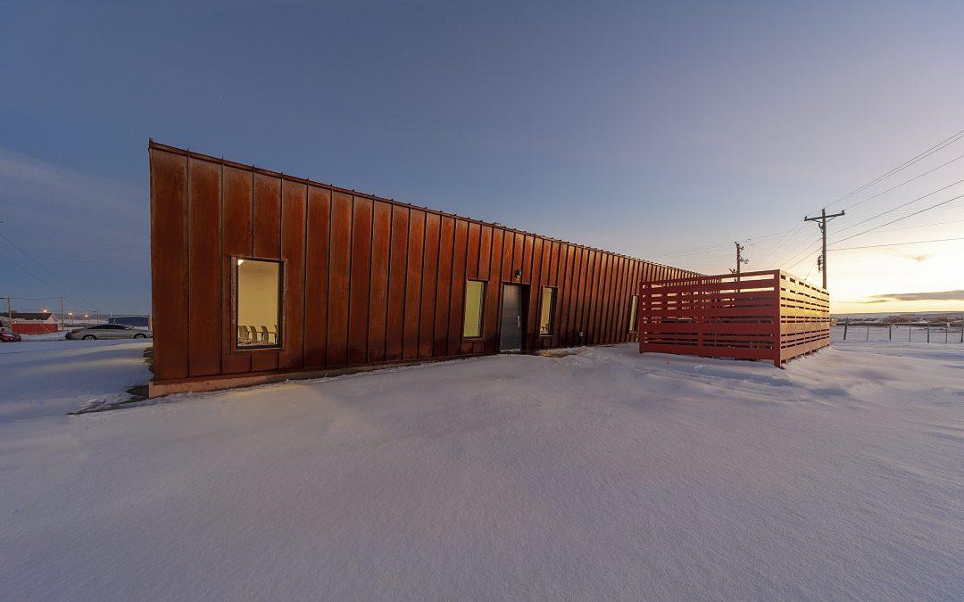 Navajo Technical University Classrooms Building
