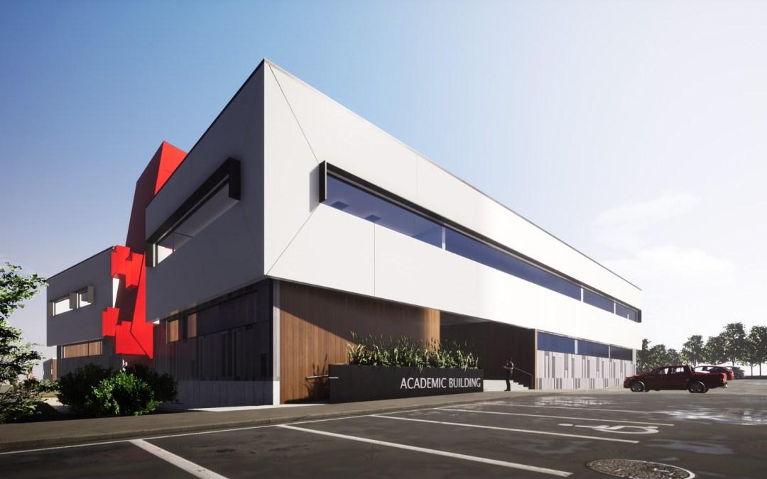 NTU Academic Building