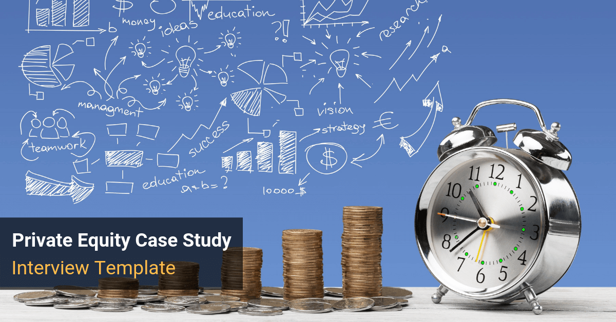 Private Equity Case Study Interview Template For Dell Lbo
