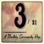 3 on the 21st: A Blog Hop