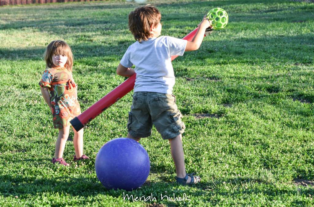 """""""rocket ball launcher!"""""""