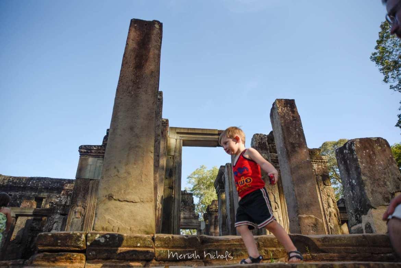 Bayan at Angkor Wat by Meriah Nichols-68