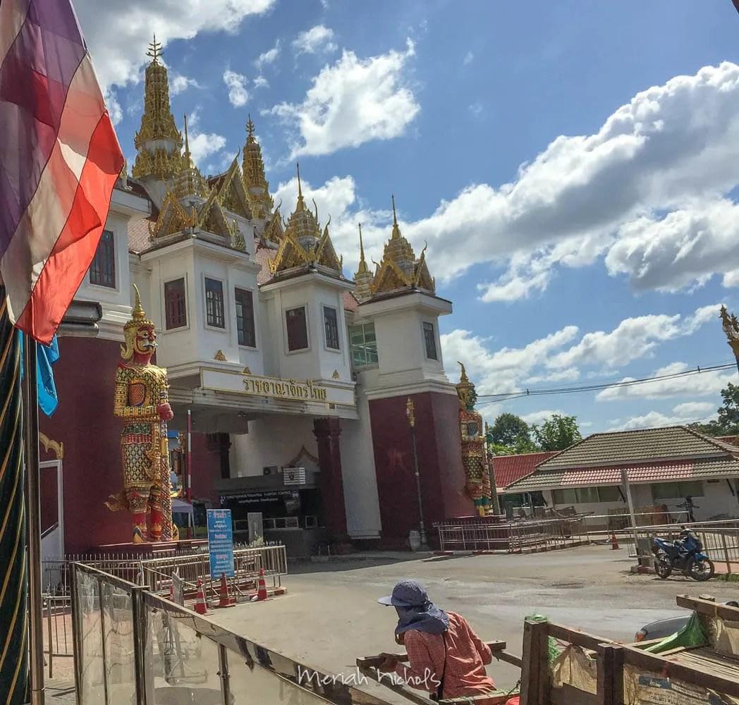 Cambodia from Bangkok