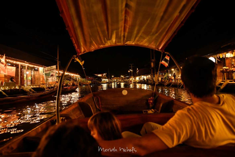Meriah Nichols Amphawa Floating Market-9