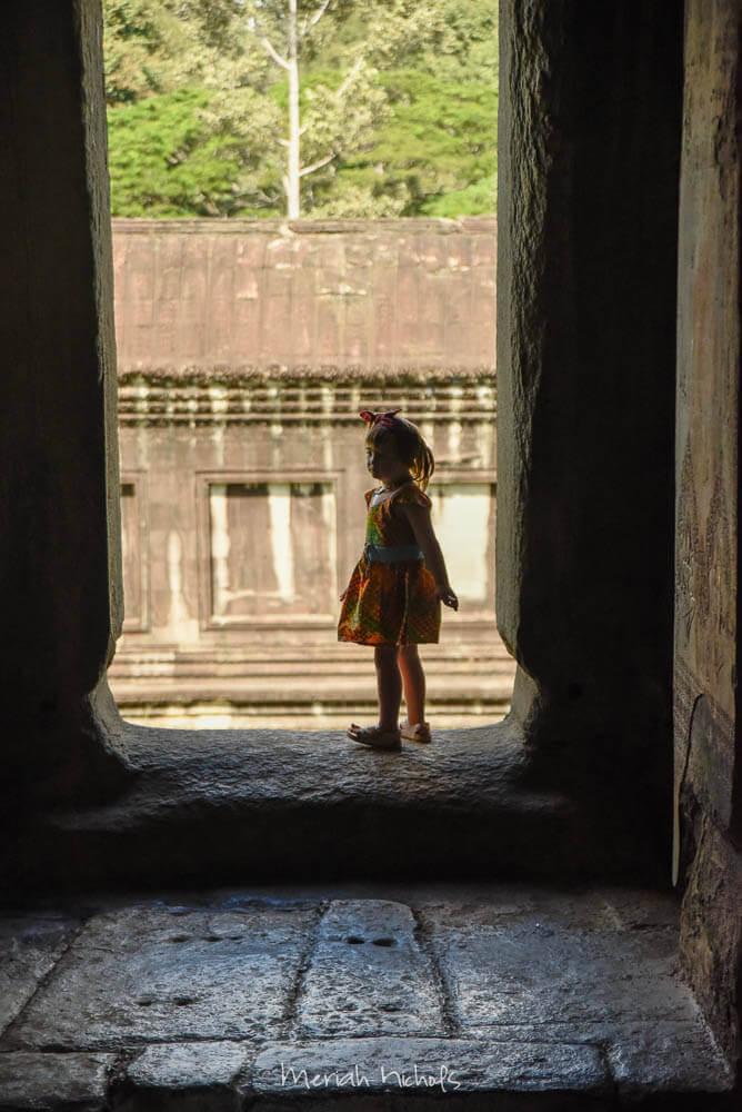 Meriah Nichols Angkor Wat-21