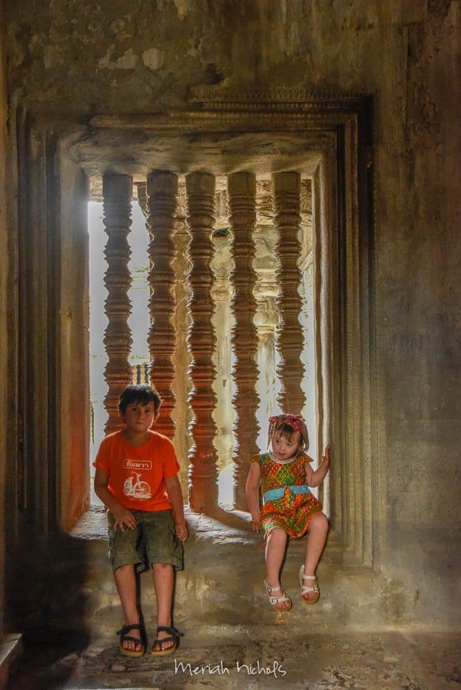 Meriah Nichols Angkor Wat-25