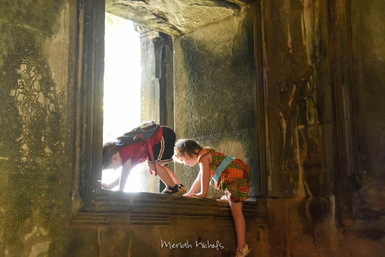 Meriah Nichols Angkor Wat-39