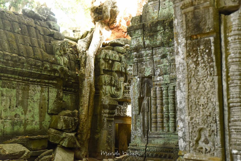 Meriah Nichols Ta Prohm Angkor Wat -13