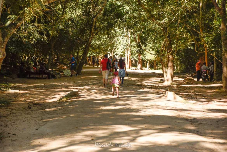 Meriah Nichols Ta Prohm Angkor Wat -40