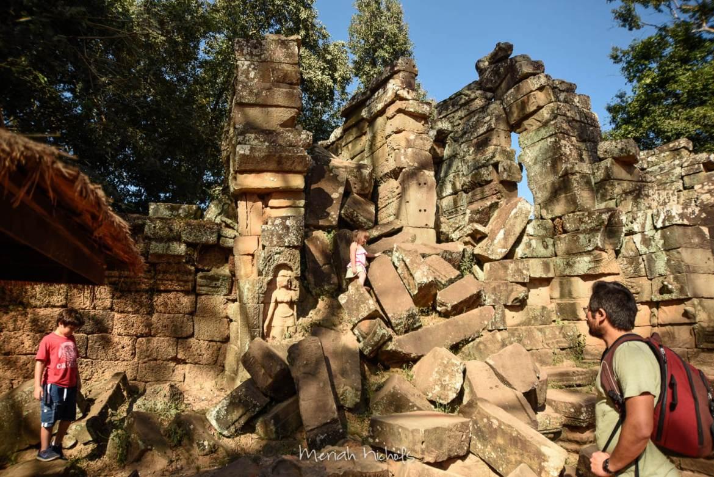 Meriah Nichols Ta Prohm Angkor Wat -41