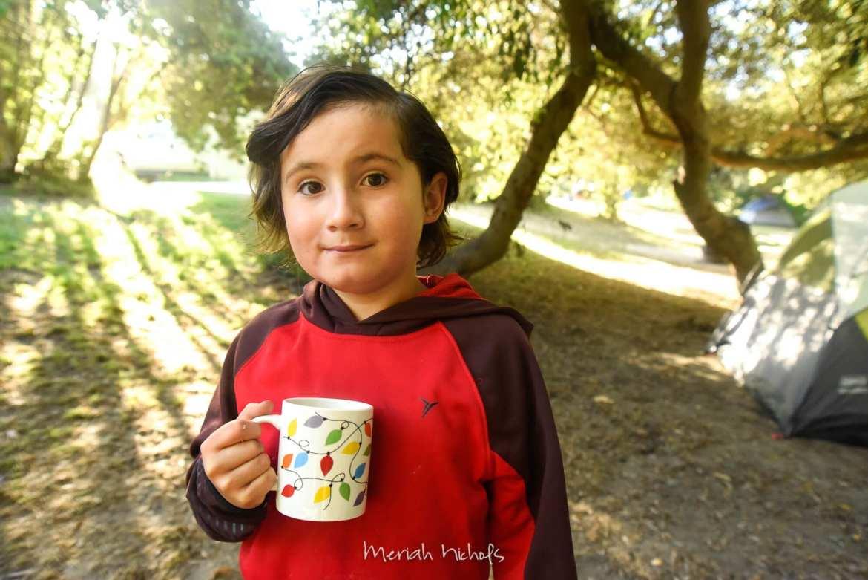 Meriah Nichols Camping with Kids in San Simeon-26