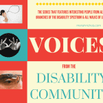 Voices from the Disability Community: Loren Steinberg