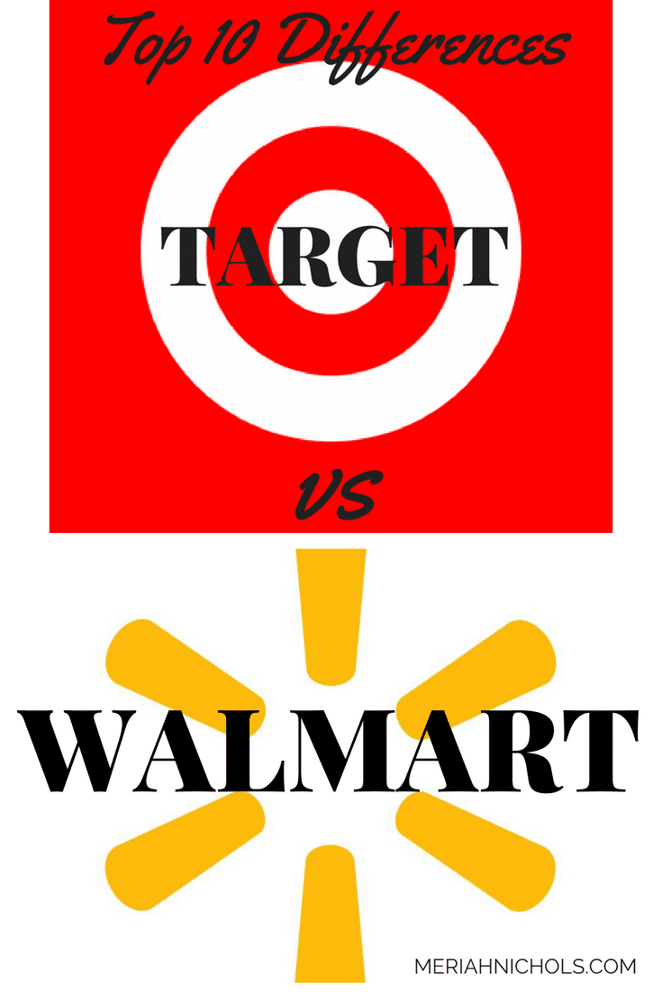 target vs walmart: top 10 differences