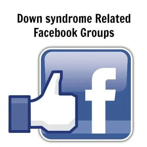 Down syndrome Groups on Facebook: a comprehensive list