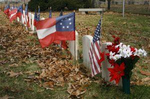 giorno della nostra memoria - cimitero confederato