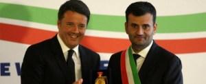 fabbisogni standard - Renzi e Decaro
