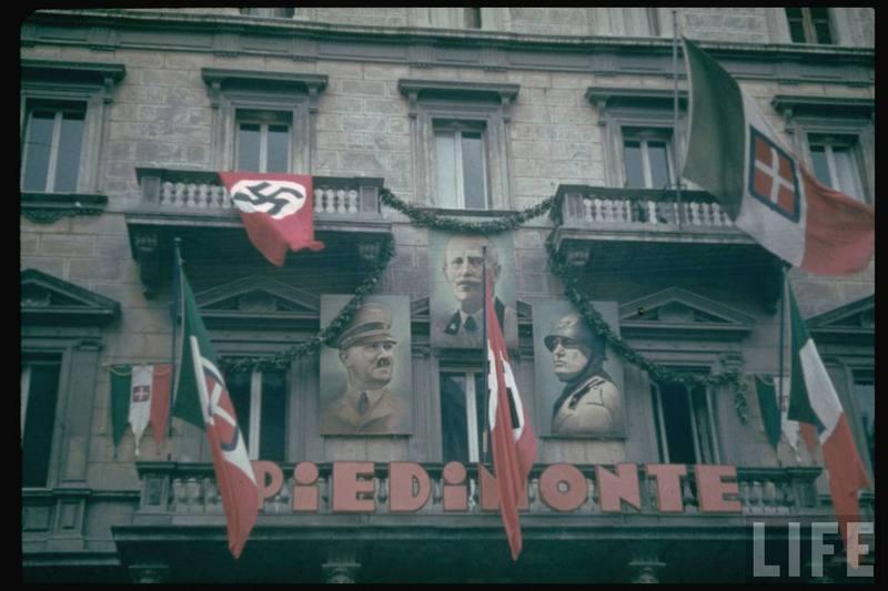 Vittorio Emanuele III - complice di Hitler e Mussolini