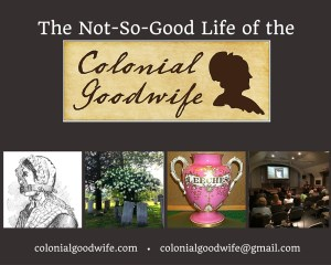 Colonial Goodwife poster copy