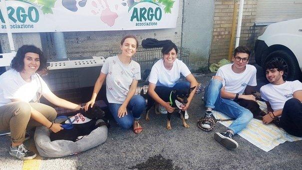 Volontari Argo Mostra Canina Razze