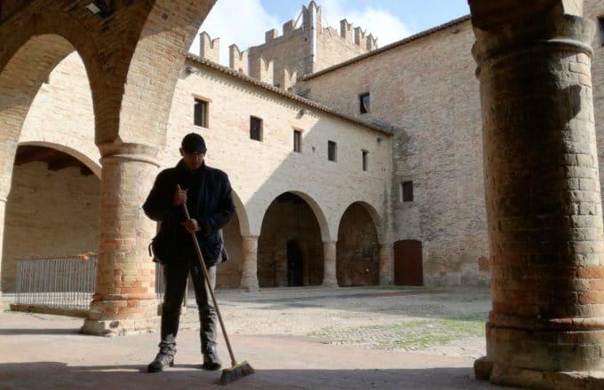 Castello Della Rancia Pulizia